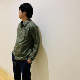 【NEW ARRIVAL】 patagoniaからシャツ型ジャケットが入荷!!