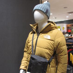 軽くて温かいお手入れもラクな中綿ジャケット入荷しました。