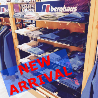 【NewArrival】 豊富なデザイン&カラー!! バーグハウス~ロングスリーブ&Tシャツ入荷♪