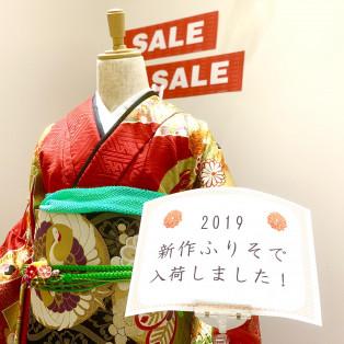 2019新作振袖入荷☆しゃら浦和