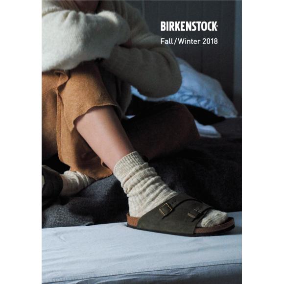 BIRKENSTOCK 2018 FALL & WINTER Collection start