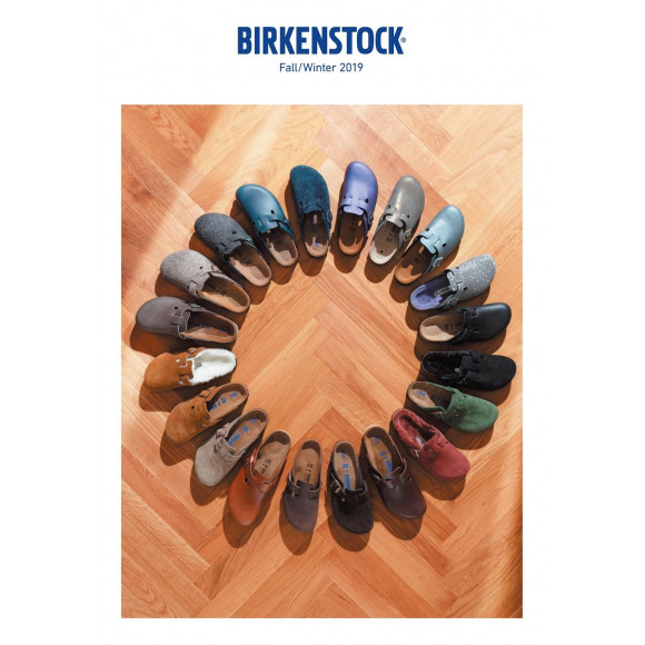 BIRKENSTOCK 2019 Fall & Winter Collection Start