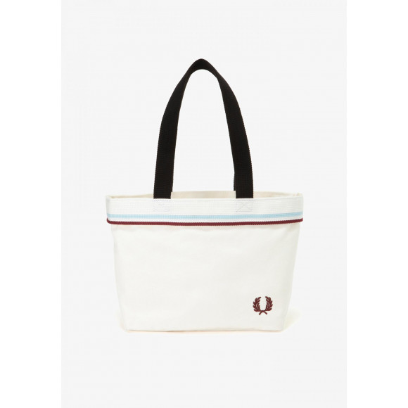 TWIN TIPPED SMALL TOTE BAG