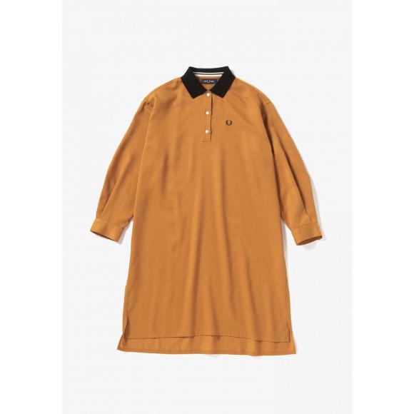 【SALE】POLO SHIRT DRESS