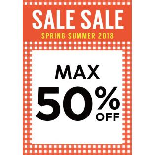 SALE☆MAX50%OFF!!!
