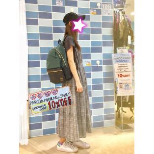 秋色新作リュック入荷&10%OFFは今週末マデ!!!