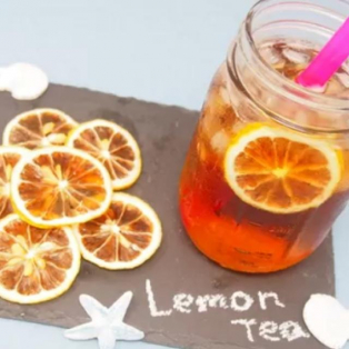 ☆夏はレモンティーで爽やかに!☆