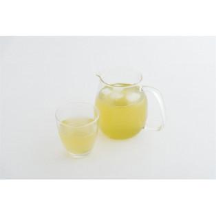 体を潤す、こだわりのアイス緑茶