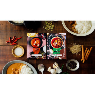 【SPiCE Cafe×AKOMEYA TOKYO】日本のお米に合うカレー第2弾誕生!