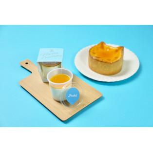 大人気ねこねこチーズケーキとのコラボレーション商品登場中です♪