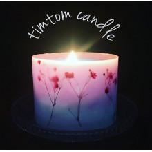 【期間限定ショップのお知らせ】timtom candle
