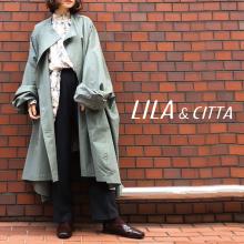 【期間限定ショップのお知らせ】リーラアンドシッタ