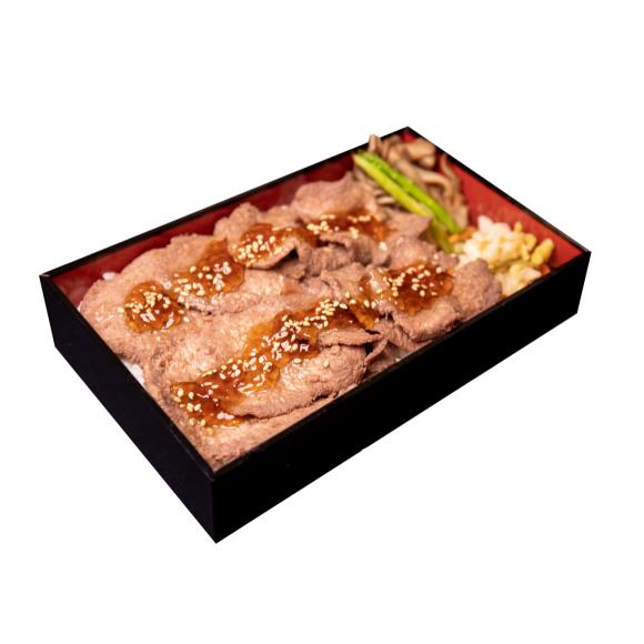非公開 和食 クロッサムモリタ監修 牛タン弁当 1,900円