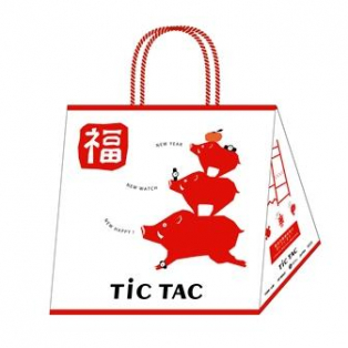 2019 TiCTAC 福袋 予約受付開始!