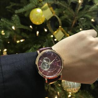 特別なギフトにおすすめの機械式時計。