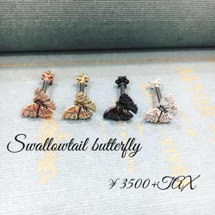 Butterfly&Roseシリーズ入荷☆